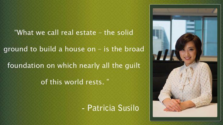 Patricia Susilo: Patricia Susilo
