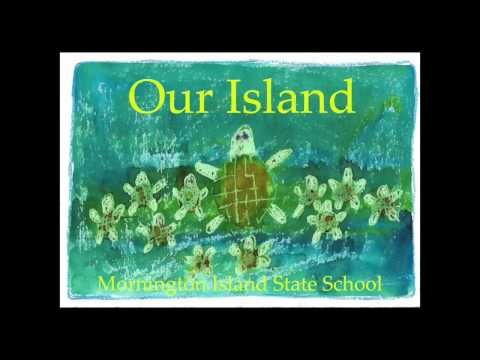 Our Island by the children of Gununa with Alison Lester and Elizabeth Honey. - YouTube AMAZING!!!!!!!