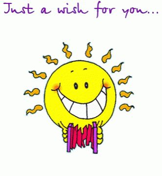 Just AWish For You Have AHappy Day GIF - JustAWishForYou HaveAHappyDay - Discover & Share GIFs