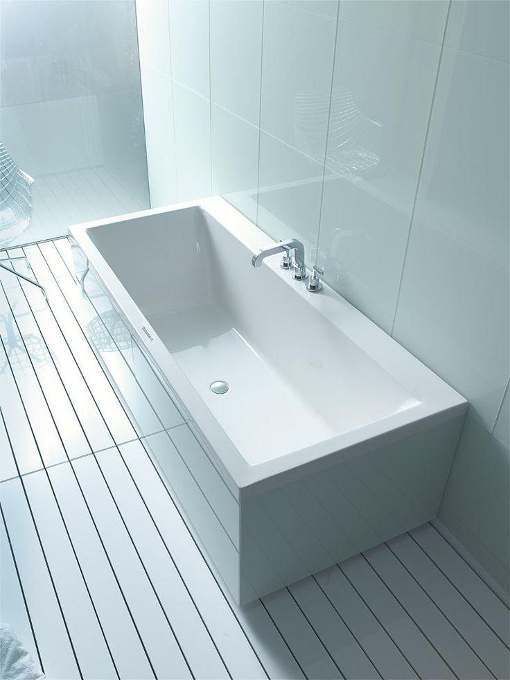 Duravit Vero: 190 x 90 cm auch als Whirlpool