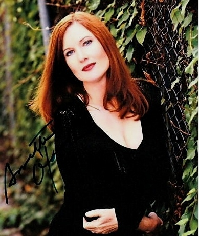 lois and clark redhead actress