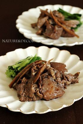 corecle コレクル > naco > 牛肉とこんにゃくのしぐれ煮