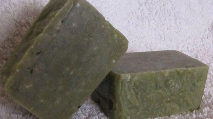 Πράσινο σαπούνι: Το καλύτερο σαμπουάν!