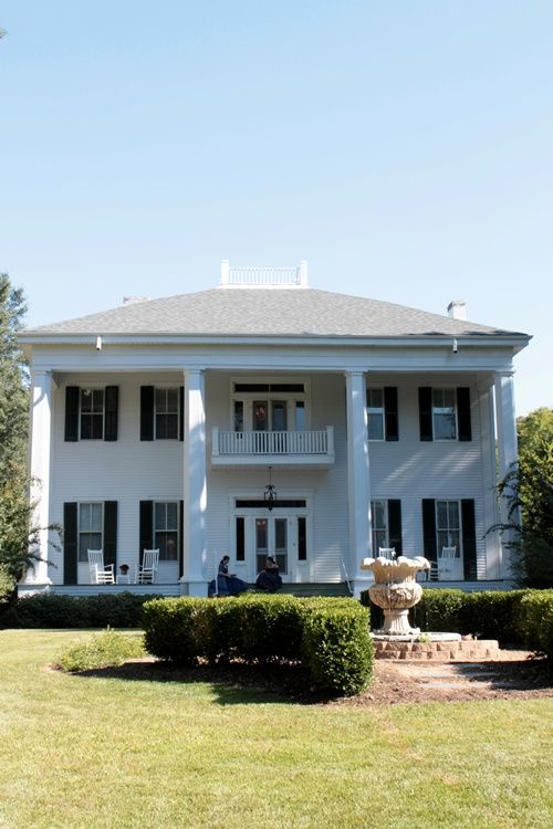 About BEAUTIFUL SOUTHERN HOMES On Pinterest House Plans Southern