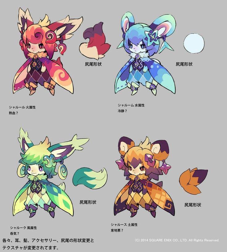 コンセプトアート -聖剣伝説 RISE of MANA 攻略Wiki【聖剣RoM攻略】 - Gamerch