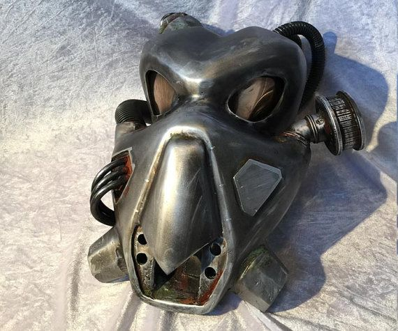 #FandomFriday: 20 Best #Fallout Merchandise to Whet Your Appetite for #Fallout4 - Enclave Style Helment  #Etsy