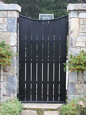 243 best Fence/Exterior Wall Design images on Pinterest | Drainage ...