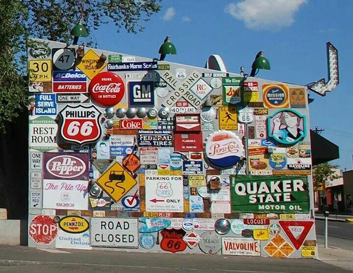 Route 66 Diner Albuquerque, NM