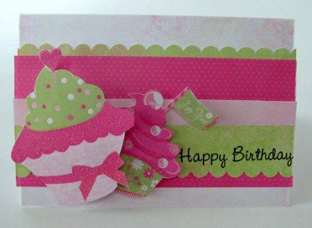 Candy Land Collection Card 3 by Trudi Harrison