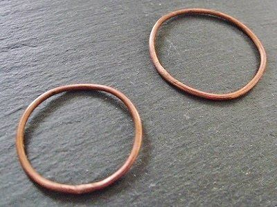 Finally, a copper solder that actually matches copper! Soldering Copper: Testing a New Color-Match Copper Wire Solder - Jewelry Making Daily
