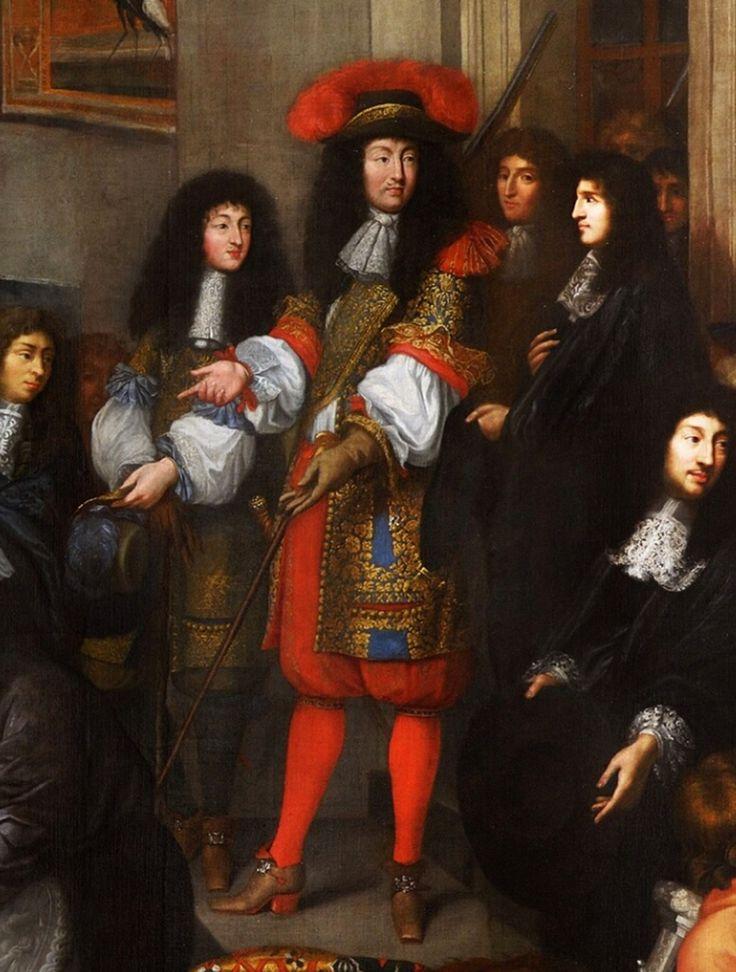 Louis XIV, roi de France, en 1667, par Renart de Saint-André