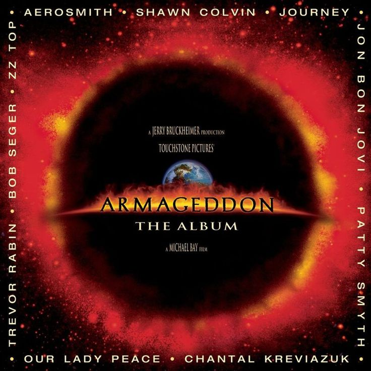 Come Together by Aerosmith - Armageddon - The Album
