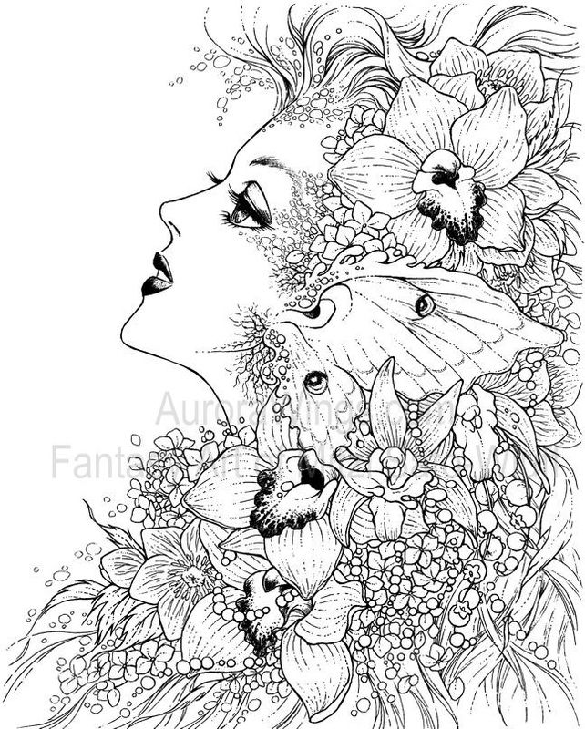 106 best Artist Mitzi Sato-Wiuff Coloring images on Pinterest ...