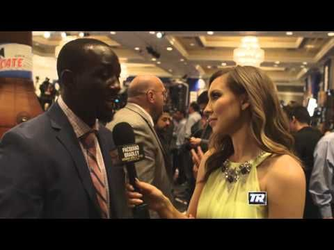 Fight Night | Terence Crawford - I'd be up to Fight Pacquiao