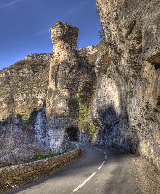 Gorges du Tarn - Lozère #campingcar