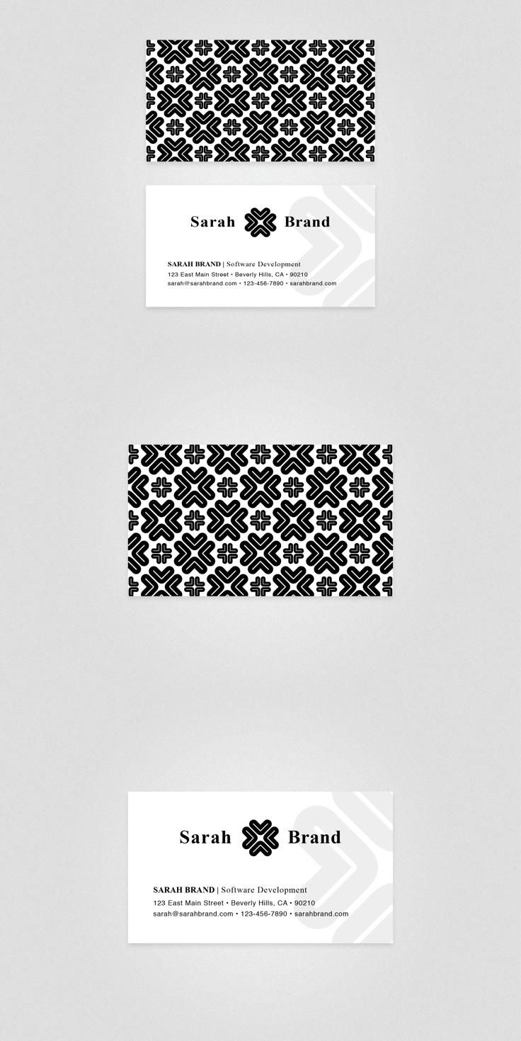 65 best Cool Business Cards images on Pinterest | Business card ...