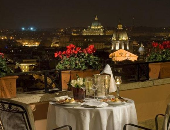 22 Imàgo At The Hler01 Rooftop Bars And Restaurants In Rome Dates