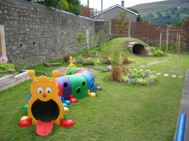 Детские площадки для дачи 16