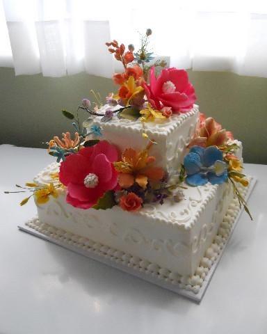 Small Wedding Cakes