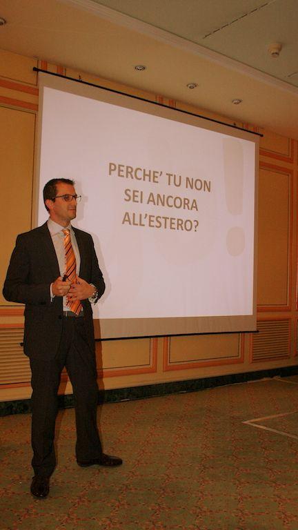 Si inizia, con Giorgio Nicoli...