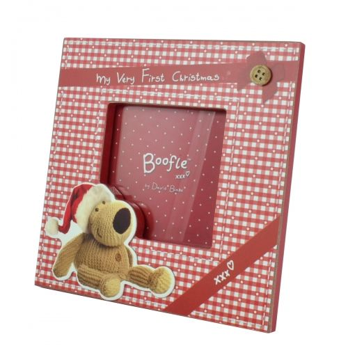 Boofle photo frame my very first christmas