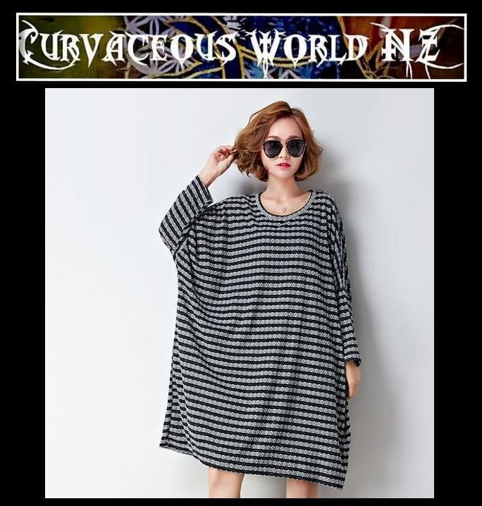 Women's Casual Striped Style Long Sleeve shirt