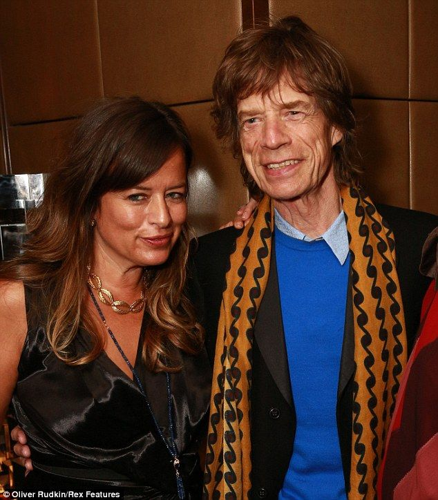 14 Best Images About Mick Jagger Amp Jade Jagger On