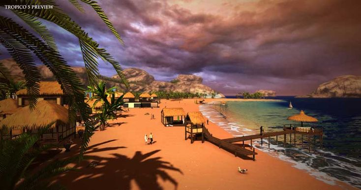 Tropico 5 для Xbox 360 выходит уже совсем скоро.