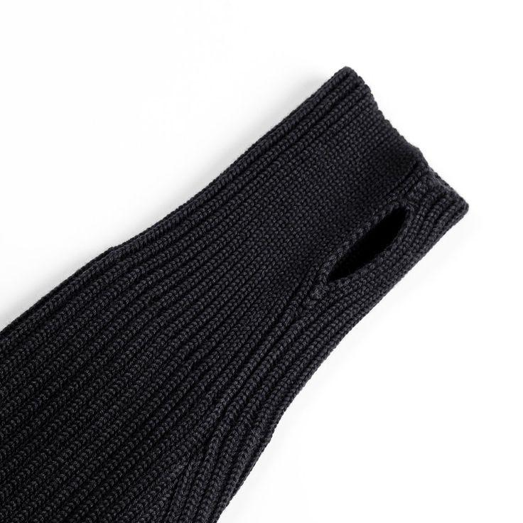 NAVY - half-zip - black | Andersen-Andersen