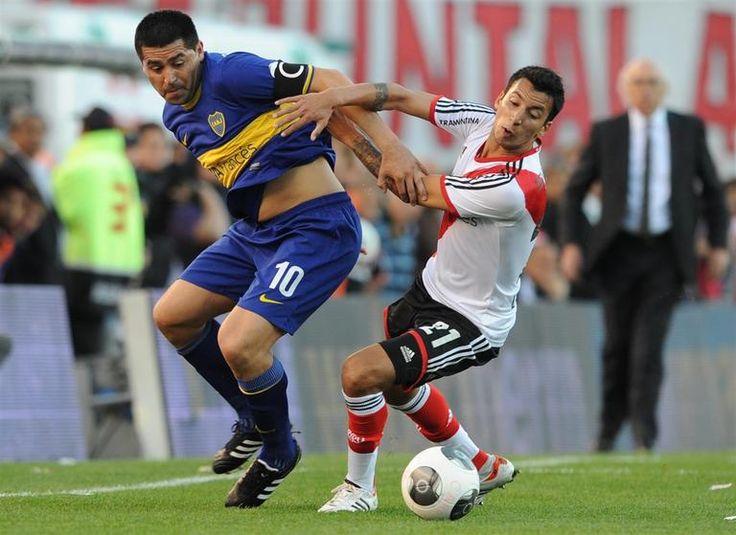 Boca vs River -2013