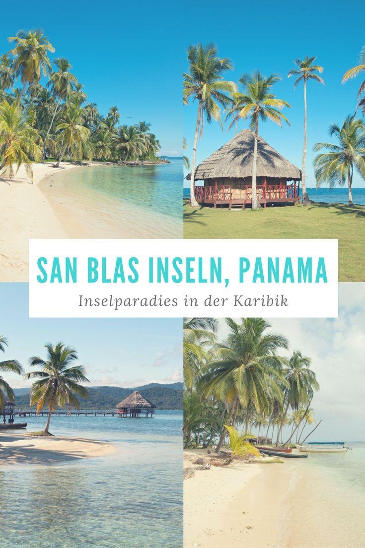 San Blas Inseln, Panama: Inselparadies in der Karibik