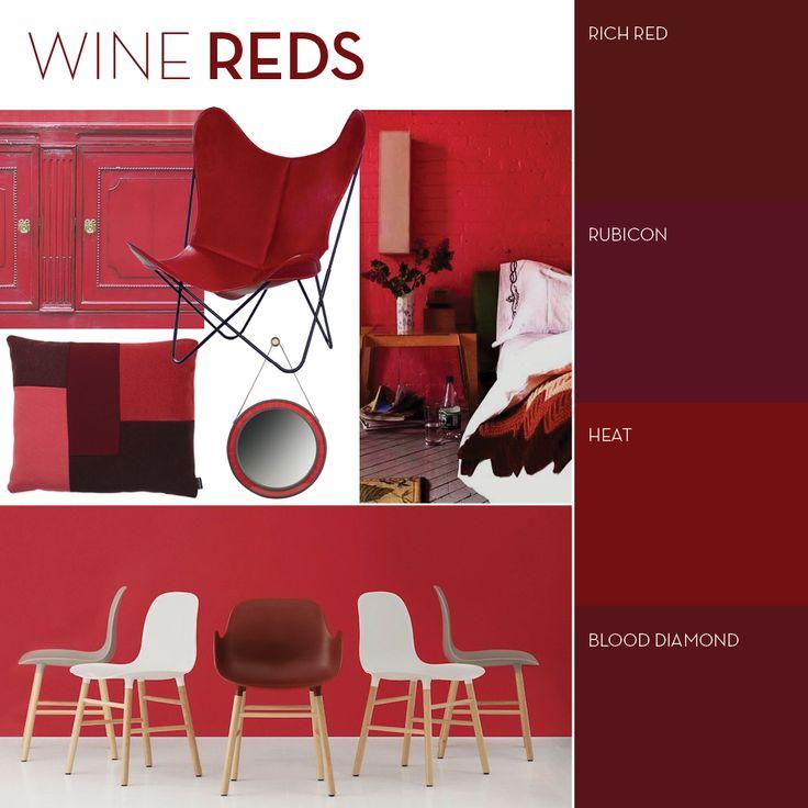 Maison & Objet - Wine reds