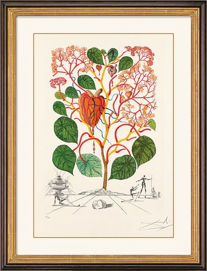 "Salvador Dali, ""Anarcadium recordans"", 1968 http://www.kunsthaus-artes.de/de/783211.R1/Bild-Anarcadium-recordans-1968/783211.R1.html#q=dali&start=29"