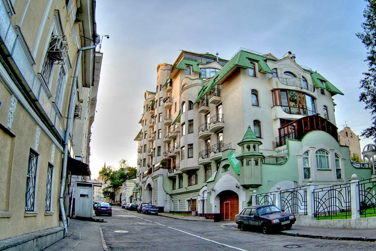 Остоженка: самая дорогая улица Москвы - Вопросы выбора элитной недвижимости - FromMillionRu