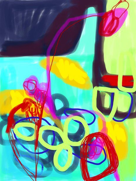 Janine Evers Art   Prints   Abstract Art   Provincetown