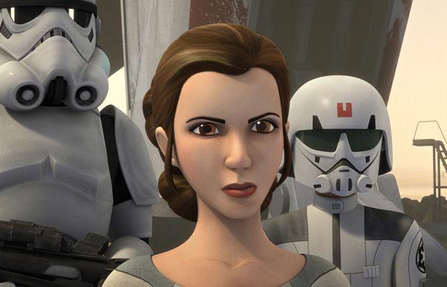 La Principessa Leia apparirà nella mid-season premiere di Star Wars: Rebels - Sw Tweens