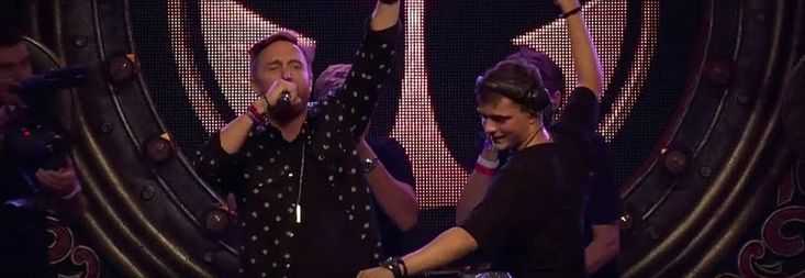 Martin Garrix recently shared a snap of himself and David Guetta in the studio together leading many to wonder whether a new collaboration on the cards?