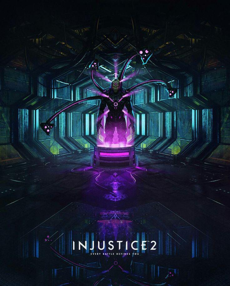 Brainiac From Injustice 2