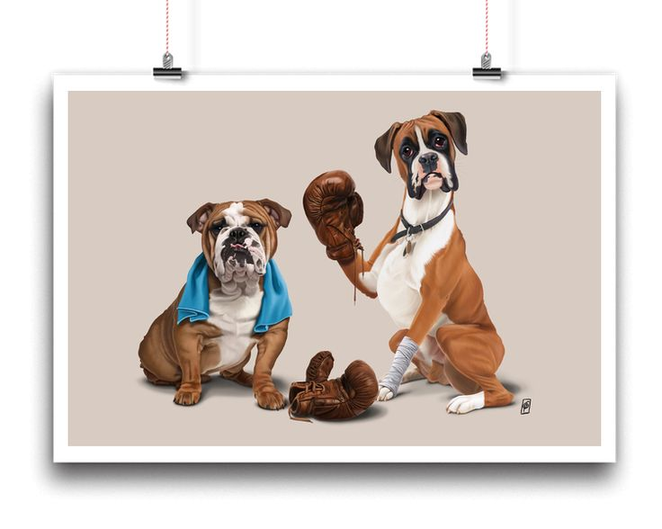 Raging (Colour) | Shop art | decor | wall art | inspiration | caricature | home decor | idea | humor | gifts