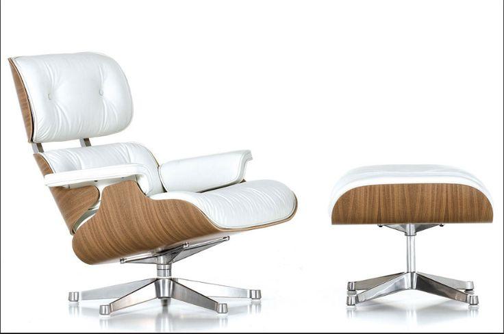 Lounge chair Vitra van Charles Eames verkrijgbaar bij Meijs Wonen in Tilburg