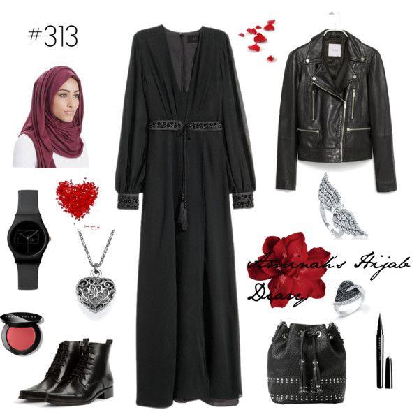 Aminah´s Hijab Diary #hijab #modest #fashion #style #look #outfit #ootd #hm #mango #muslimah #germany