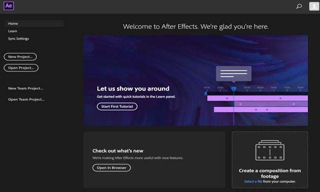 Adobe After Effect CC 2019 Free Download For Lifetime   StudioPk