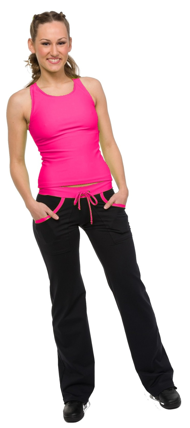 PIXIE Sportkleding - Pretty in Pink!