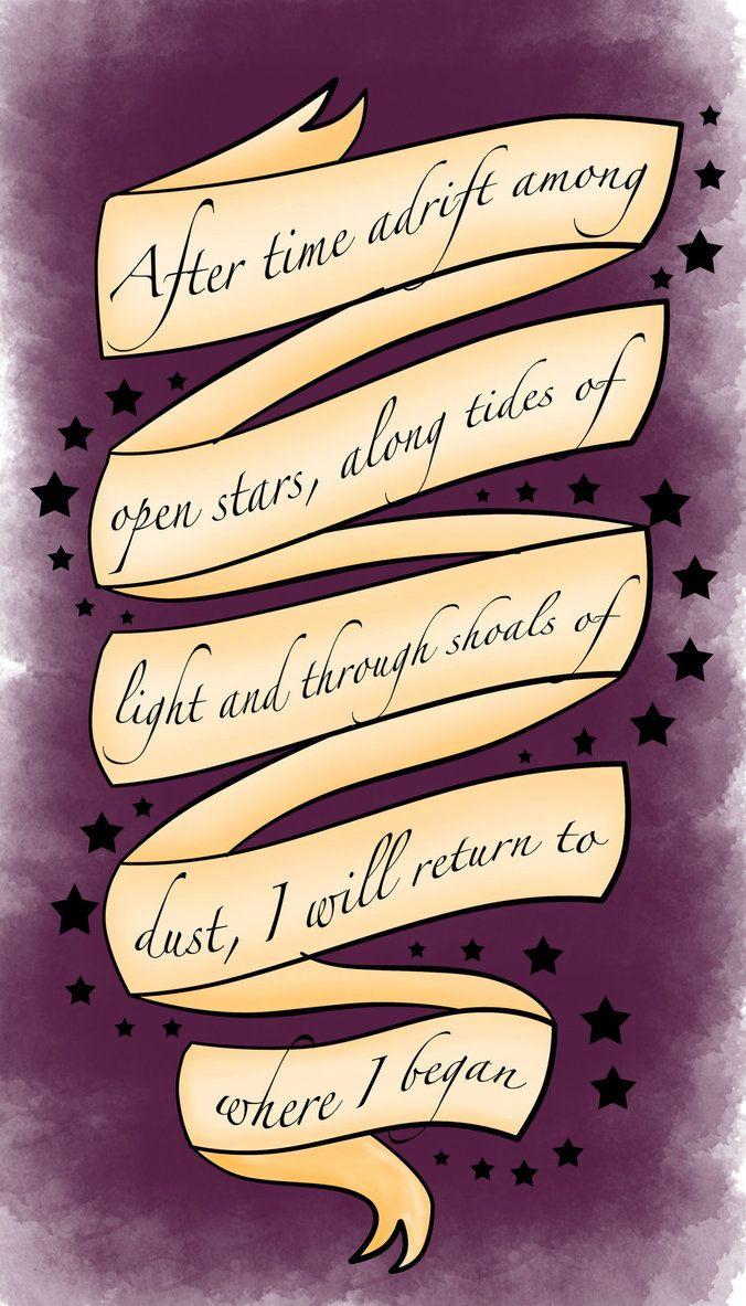 Tali'Zorah Quote Tattoo Design by mpissott