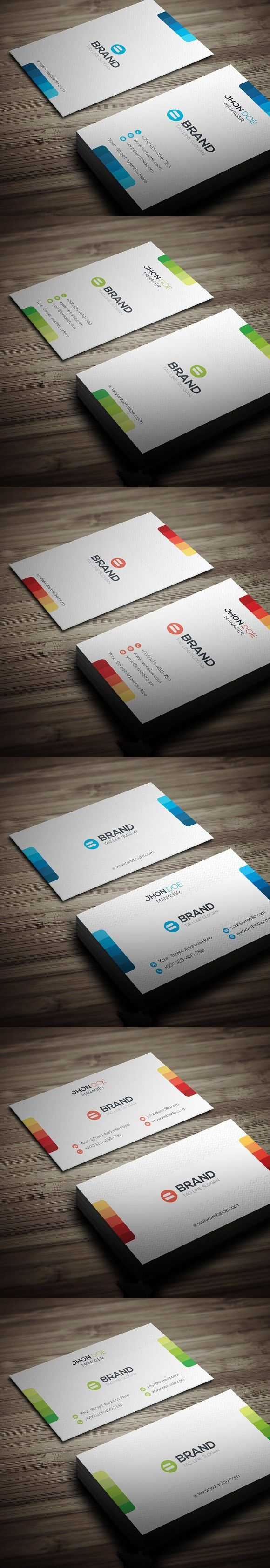 2009 best business card templates images on pinterest