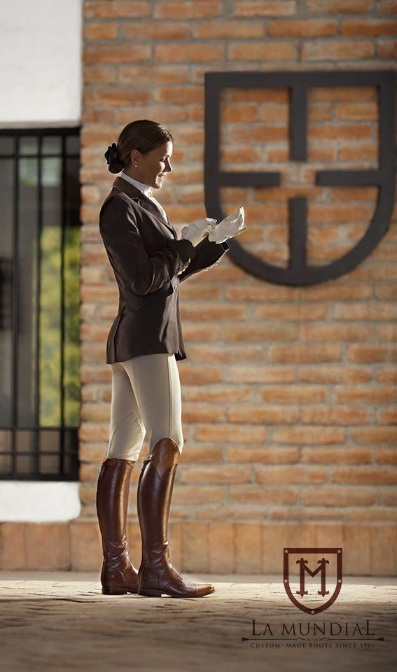 Femmes In Riding Boots