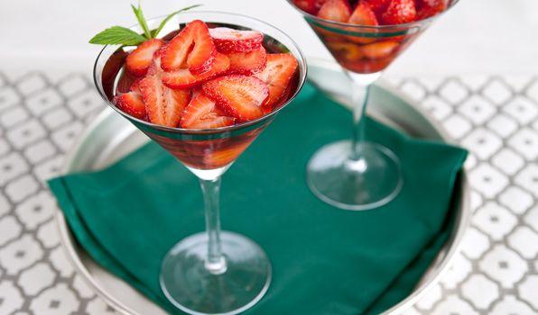 'Martini' Strawberries