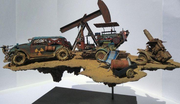 Massive Voodoo Mad Max Car Contest Winners Model Cars