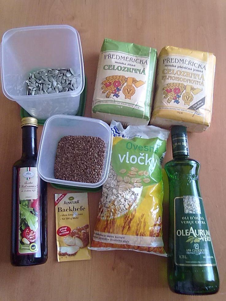 Fitkul – Fitness, kulturistika, výživa | Recepty: 100% celozrnný chléb