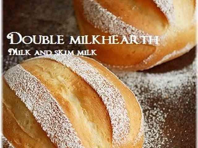 ミルク&ミルク ダブルミルクハースの画像
